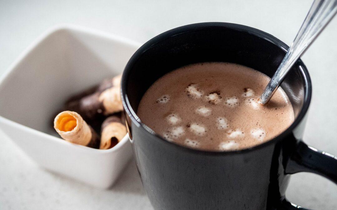 Histoire de mélange cacao