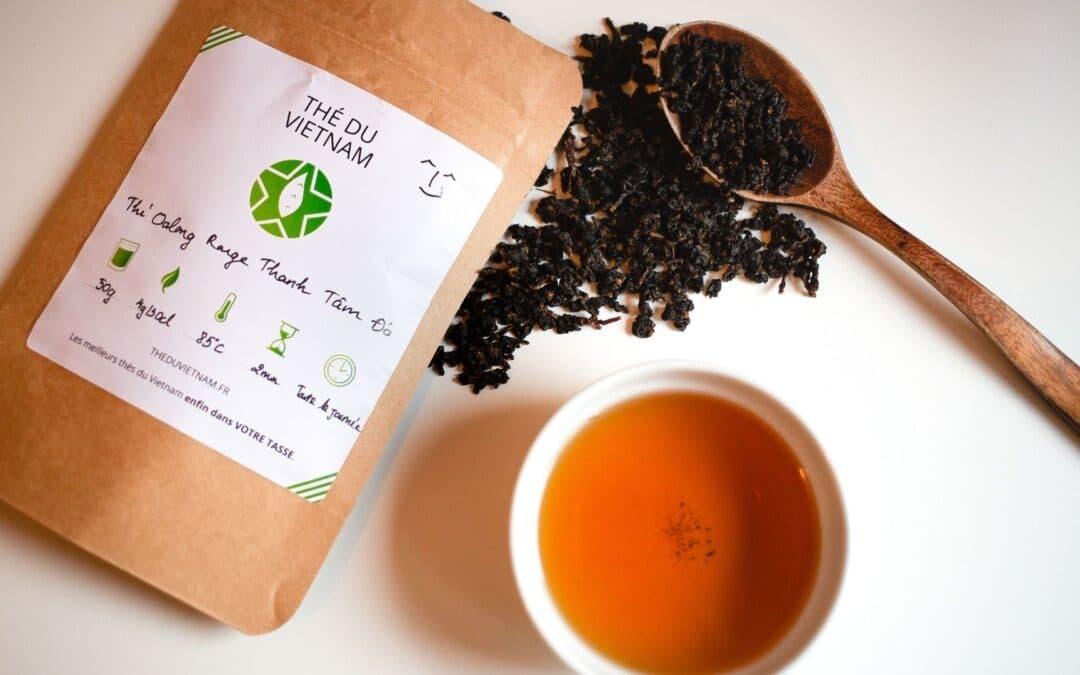 Histoire de nos thés oolongs