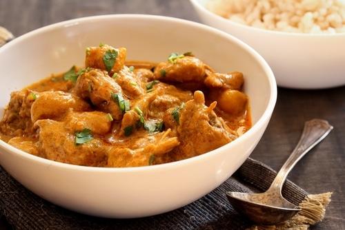 Histoire de notre curry